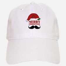 Merry Christmas Baseball Baseball Cap