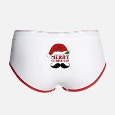 Merry Christmas Women's Boy Brief