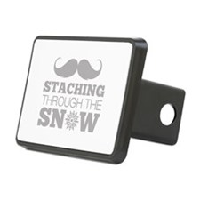 Staching Through The Snow Hitch Cover