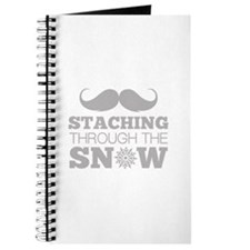 Staching Through The Snow Journal