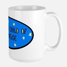 Child Of The Universe Large Mugs