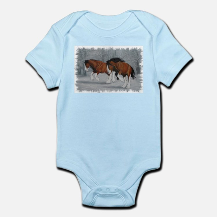 Clydesdale Body Suit