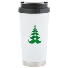 Stache-tastic Holidays Travel Mug