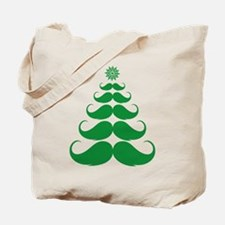 Stache-tastic Holidays Tote Bag