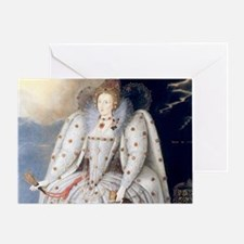 Elizabeth I Greeting Card