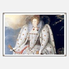 Elizabeth I Banner