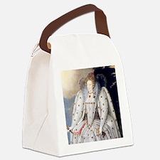 Elizabeth I Canvas Lunch Bag