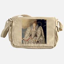 Elizabeth I Messenger Bag