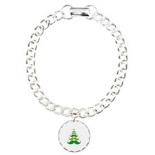 Stache-tastic Holidays Bracelet