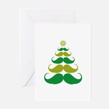 Stache-tastic Holidays Greeting Cards (Pk of 20)