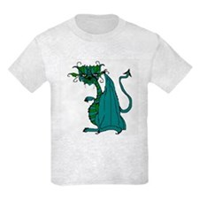 Winter Steel 'Dragon' Kids T-Shirt