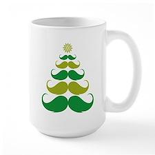 Stache-tastic Holidays Mug