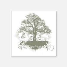 "Tree of Life Square Sticker 3"" x 3"""