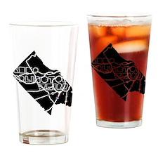 ARL Weird Drinking Glass