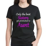 Aunt Women's Dark T-Shirt