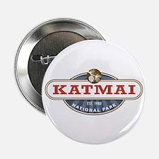 """Katmai National Park 2.25"""" Button"""
