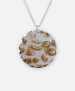 Study for Animals Necklace