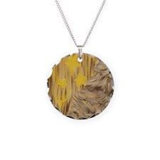 Fila Cat painting Necklace
