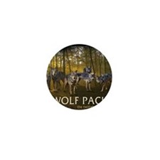 Eclipse Wolf Pack Mini Button