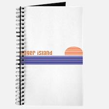 Funny Vintage palm beach Journal