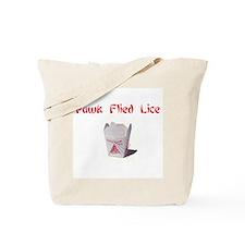 Pawk Flied Lice Tote Bag