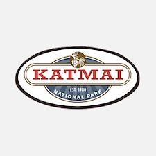 Katmai National Park Patches