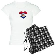 I Love Joplin -dk Pajamas