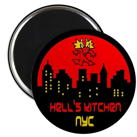 Hell's Kitchen Logo Magnet