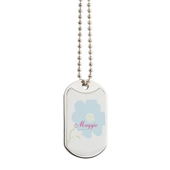 Maggie Name Dog Tags