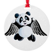 little panda angel  Ornament