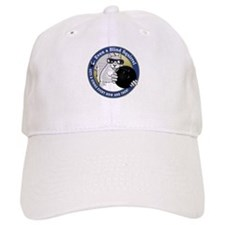 Bowling Blind Squirrel Baseball Cap
