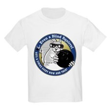 Bowling Blind Squirrel T-Shirt