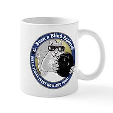 Bowling Blind Squirrel Mug