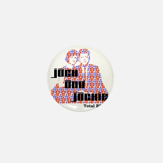 light jack and jackie Mini Button