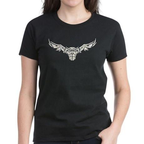 Golden Owl 1 Women's Dark T-Shirt