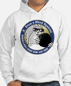 Hockey Blind Squirrel Hoodie