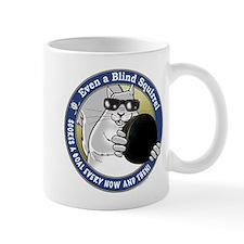 Hockey Blind Squirrel Mug