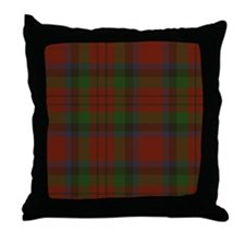 MacDuff Tartan Throw Pillow
