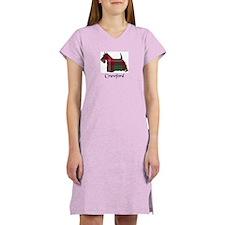 Terrier - Crawford Women's Nightshirt