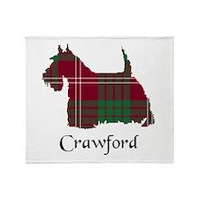 Terrier - Crawford Throw Blanket