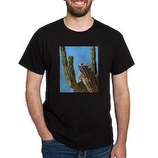 The Cactus Owl T-Shirt