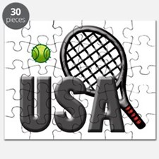 USA Tennis (2) Puzzle
