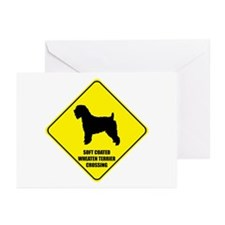 Wheaten Crossing Greeting Cards (Pk of 10)