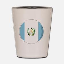 guatemala Shot Glass