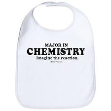 Major in Chemistry (college humor) Bib