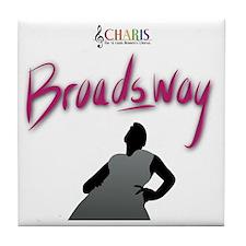 CHARIS Broadsway Tile Coaster