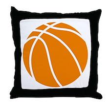 basketlogo01D Throw Pillow