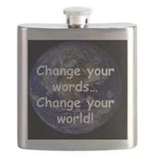 Change Words Flask