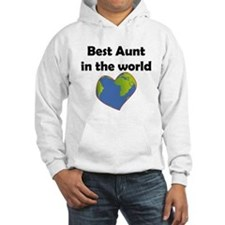 Best Aunt In The World Jumper Hoody