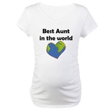 Best Aunt In The World Shirt